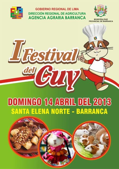 I Festival del Cuy