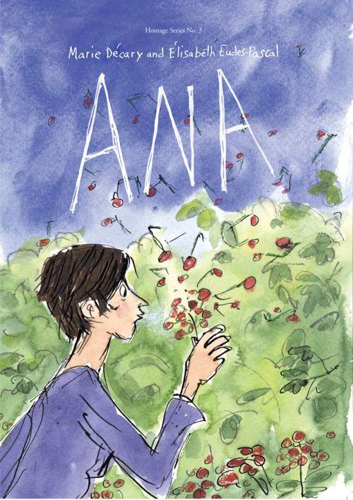 Ana Comic Book