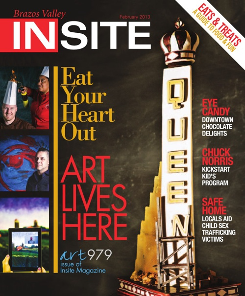 February 2013 Insite Magazine