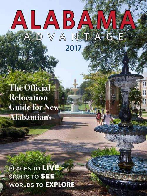The Alabama Advantage -The Offical Guide for New Alabamians