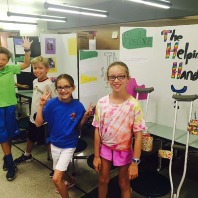 Invention Convention Part 2