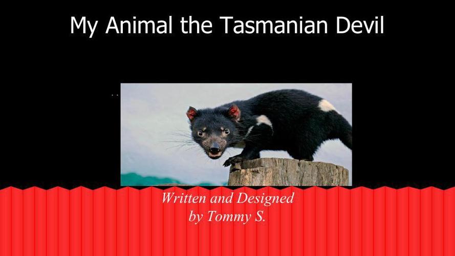 Thomas_ About MY Animal