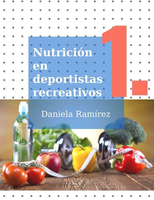Nutrición de deportistas recreativos