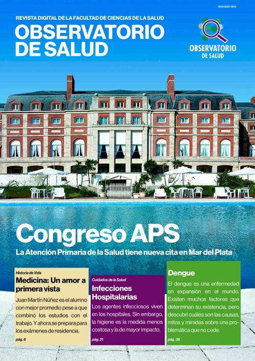 Revista Digital de la Facultad de Ciencias de la Salud