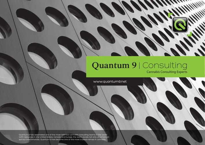Cannabis Consulting | Quantum 9