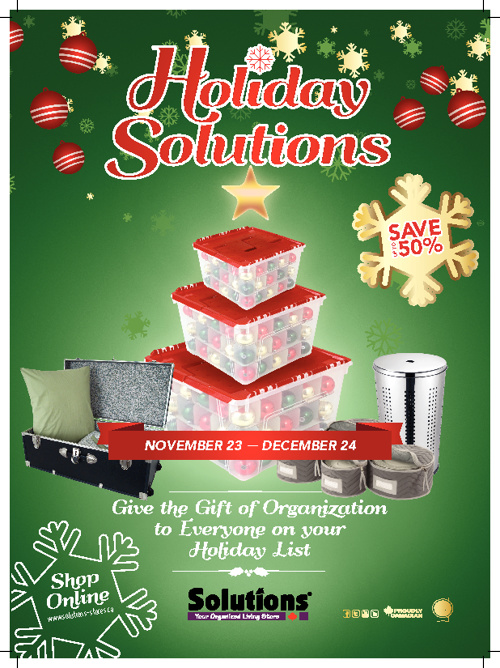 Holiday 2012 Flyer