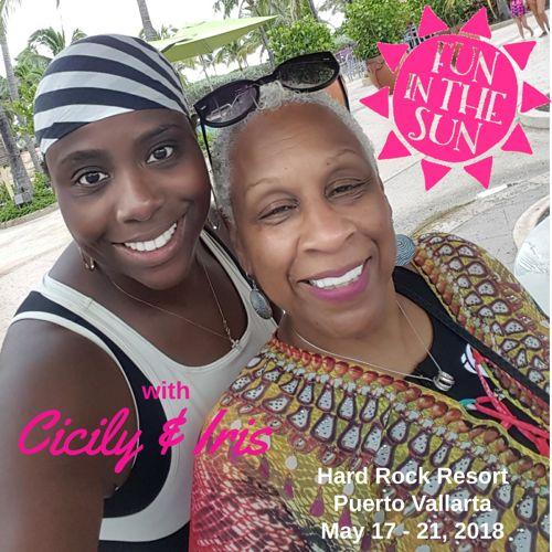 Cicily & Iris May 2018