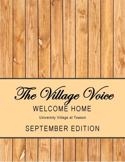 The Village Voice-September