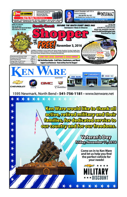 South Coast Shopper e-Edition 11-3-16