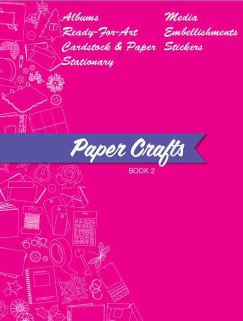 PaperCraftsBook2