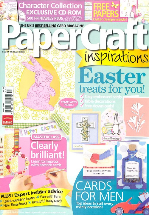 Papercraft Inspirations Issue 89
