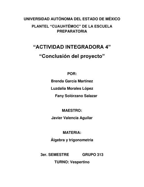 TRIGONOMETRIA EQUIPO 5 REVISTA