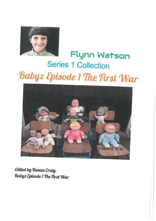 Flynn's Babyz Series 1 Collection The First War