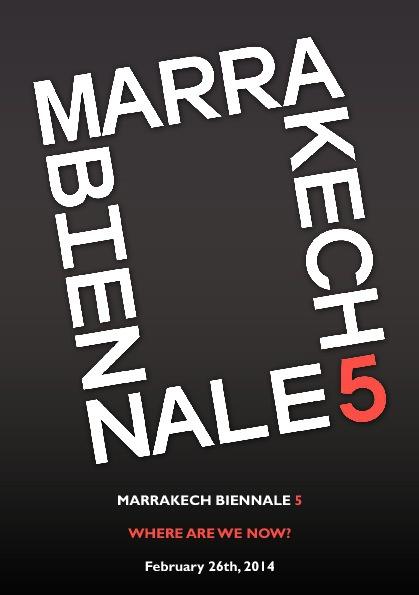 Copy of Marrakech Biennale 2014