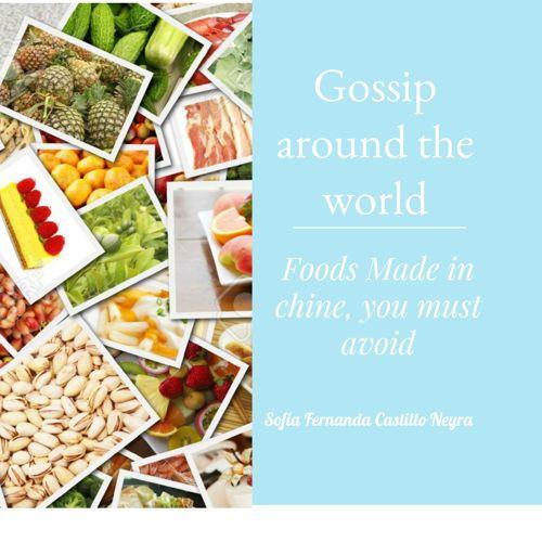 Gossip around the world