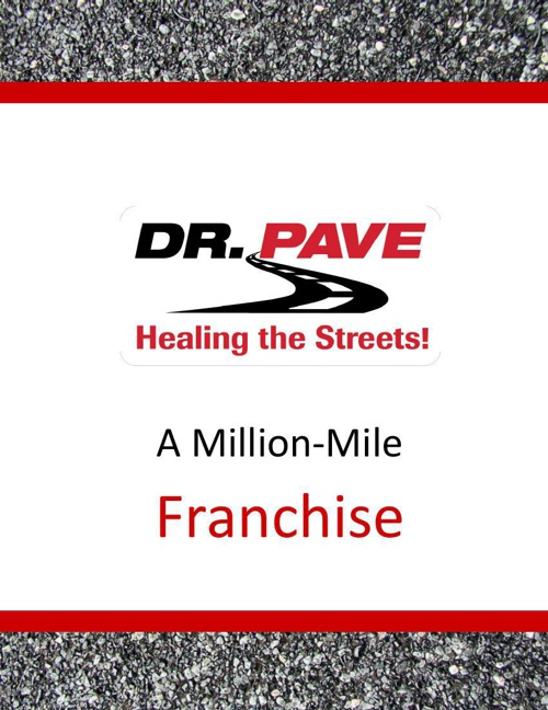 Dr Pave Franchisee Brochure