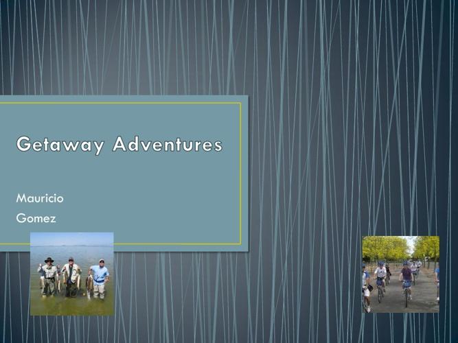 getaway project