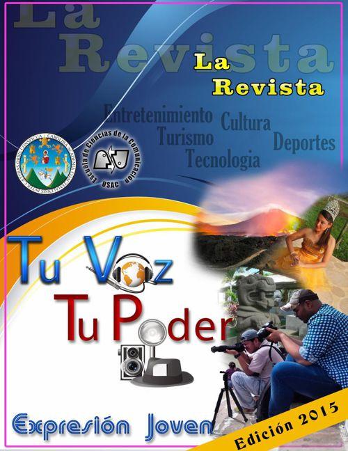 Revista Tu Voz Tu Poder.