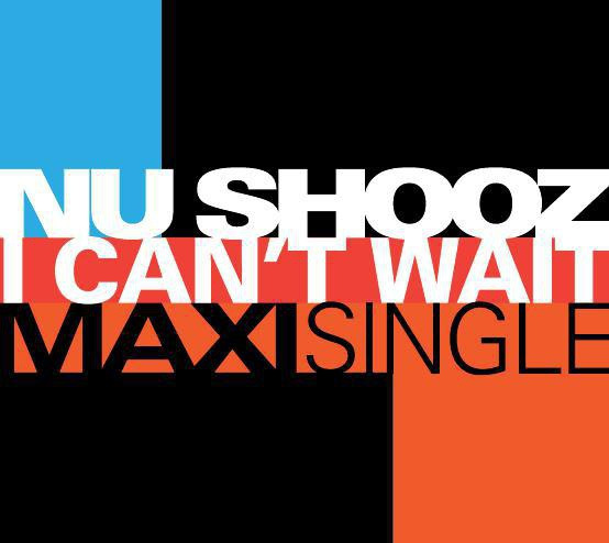 NU SHOOZ I Can't Wait Maxi Single Booklet
