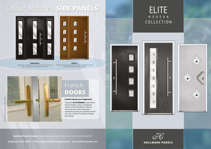 Hallmark Elite Modern Brochure
