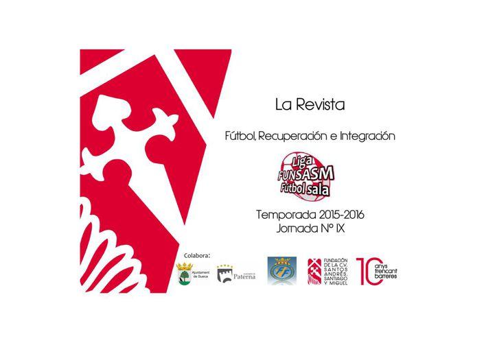 LIGA DE FUTBOL PARA PERSONAS CON ENFERMEDAD MENTAL 8-4-2016 - co