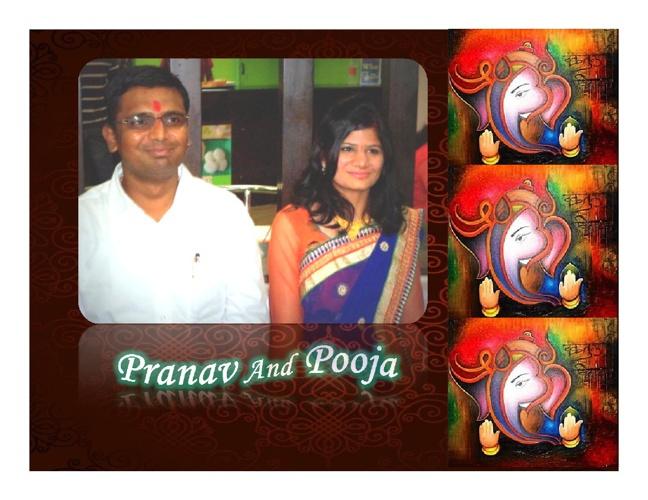 पूजा और प्रणव / Pooja & Pranav