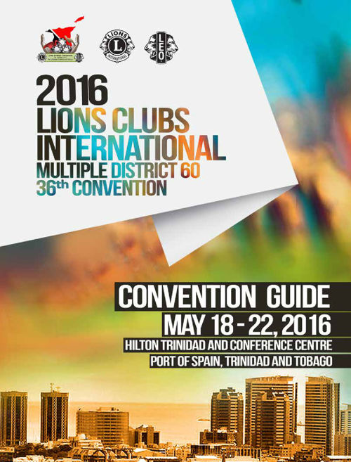 Lions Convention Guide MD60 2016