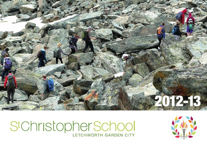 St Christopher School magazine 2012-2013