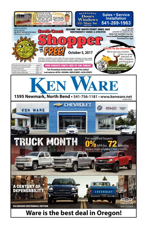 South Coast Shopper e-Edition 10-5-17
