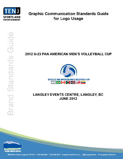 U23 Pan American Men's Volleyball Cup