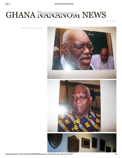 GHANA NANANOM NEWS