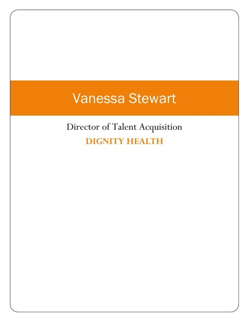 Director of Talent Acquisition Booklet