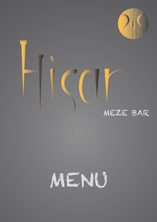 Hisar Meze Bar - Main Menu