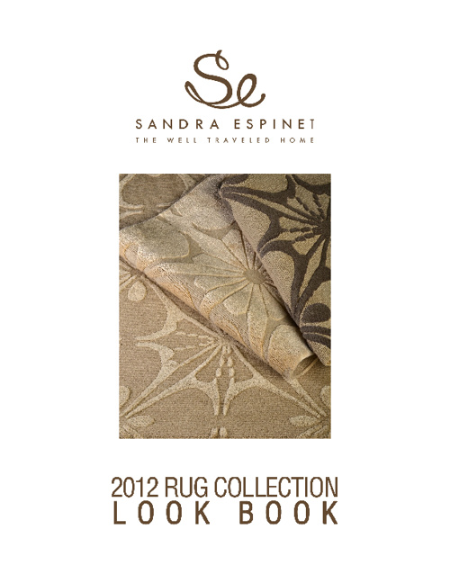 2012 Rug Collection Look Book