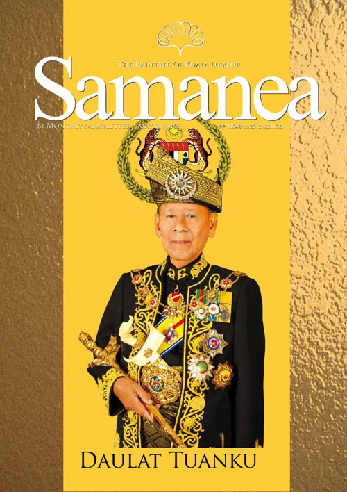Samanea May & June 2013