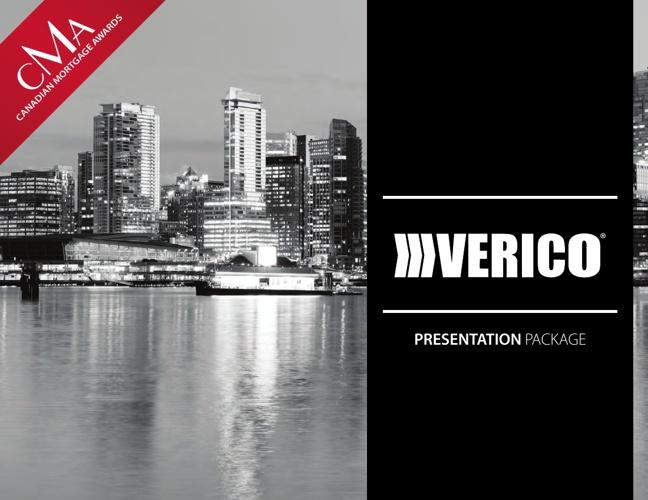 Verico Presentation Brochure