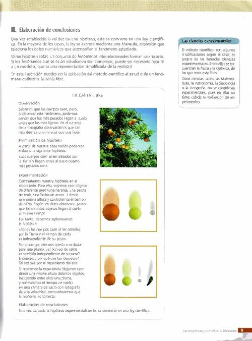 Libro ayuda para pendientes de Física y Química de 3º