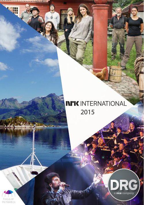 NRK Catalogue MIPCOM 2015