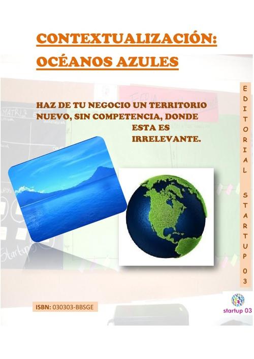 Contextualización: Libro océanos azules