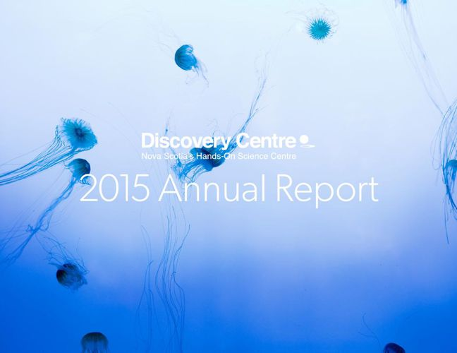 Discovery Centre 2015 Annual Report