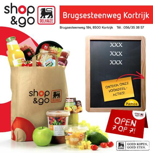 Shop and Go Brugsesteenweg 4 pages