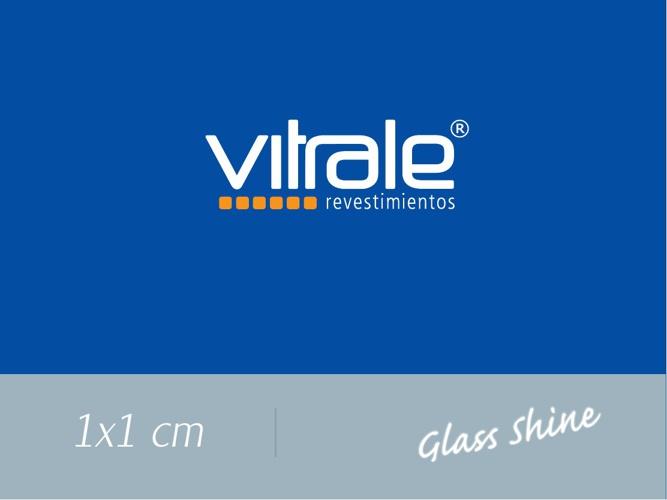 Cristallo Brilho Mezcla 1x1 cm.
