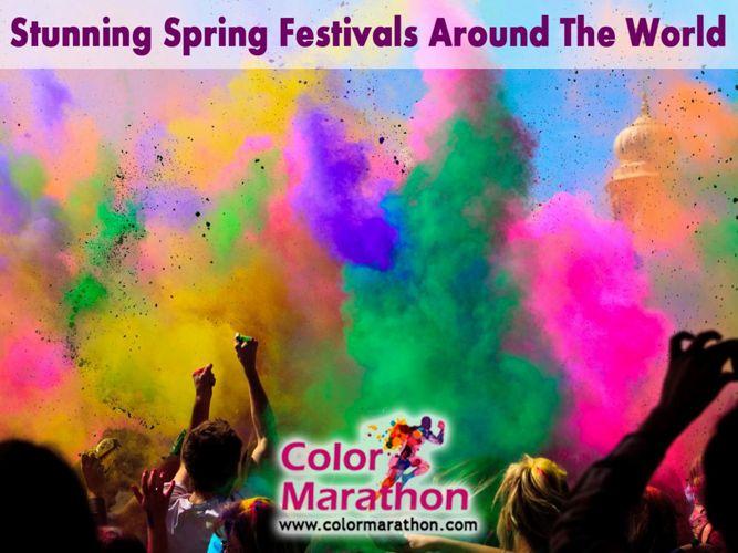 Stunning Spring Festivals Around The World