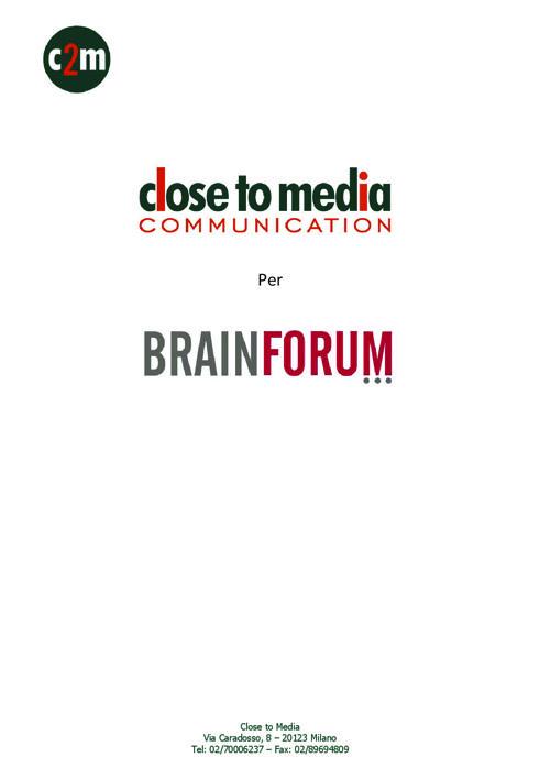 Rassegna stampa_Brainforum_Roma_20_5_16