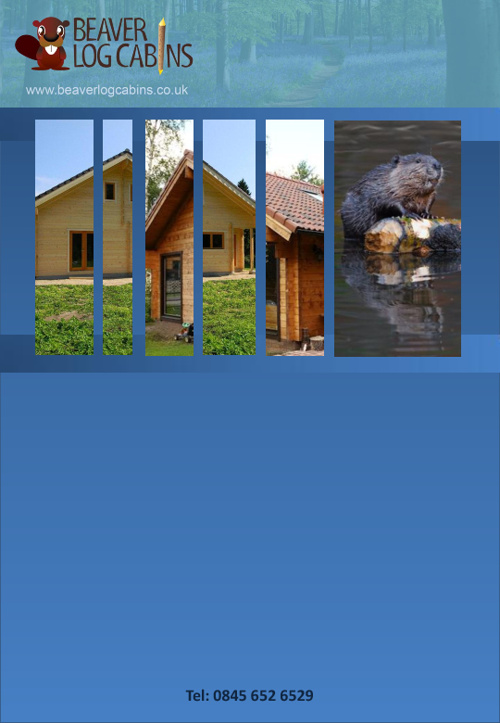 Beaver Log Cabins Brochure
