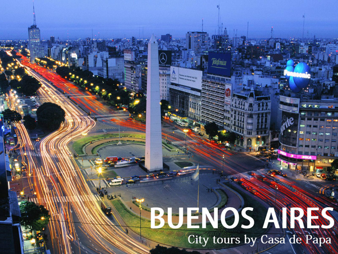 Read About Buenos Aires