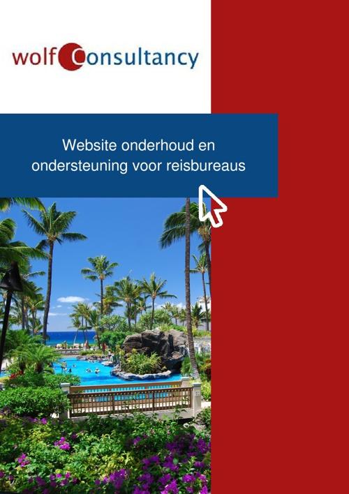 Wolf Consultancy - website onderhoud en ondersteuning