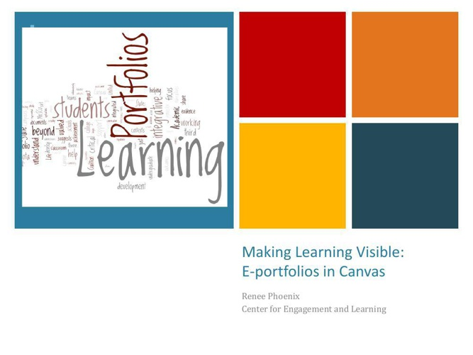 EPortfolios: Faculty In-Service_Fall 2014