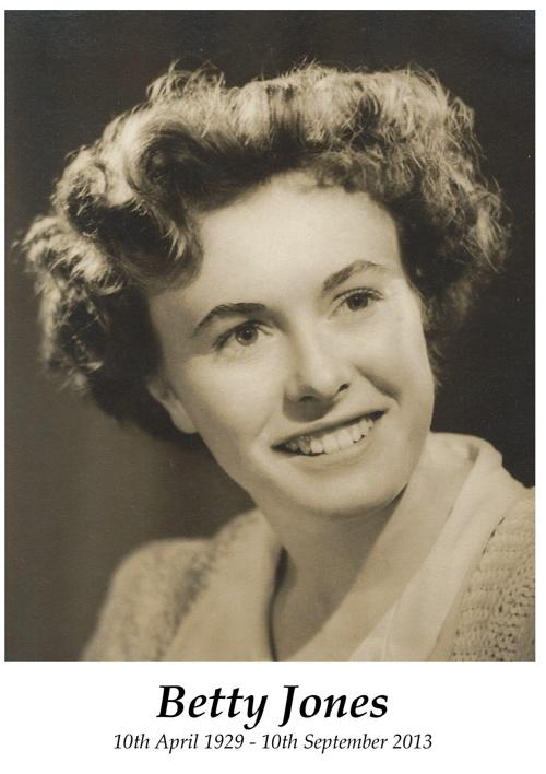 Betty Jones