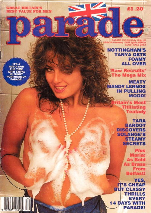 Parade Magazine #152